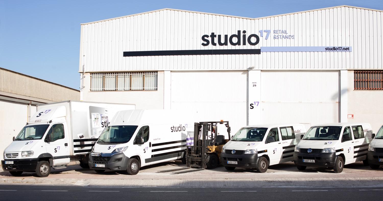 studio17 Retail y Stands